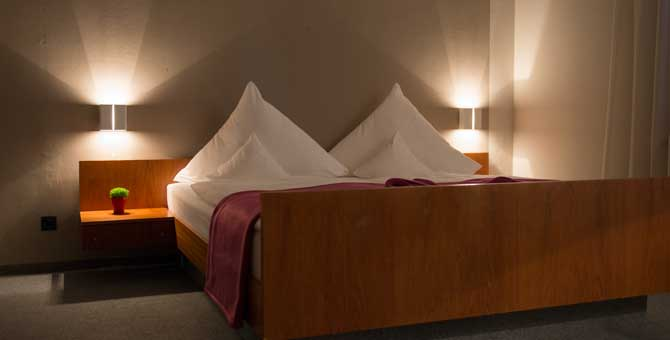 Junior-Suite Hotel Brigitte