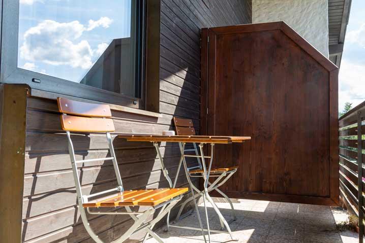 Hotel Brigitte Komfort Doppelzimmer mit Balkon