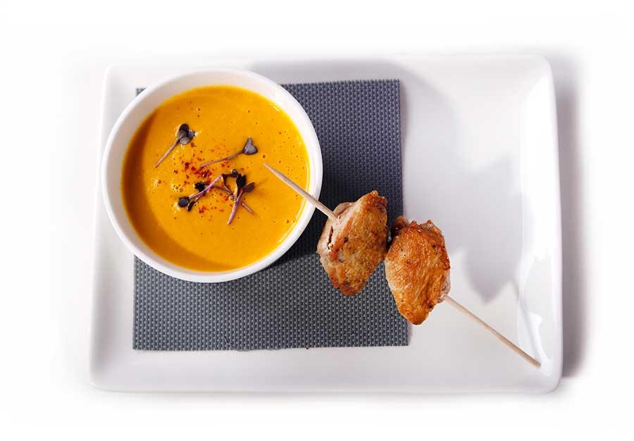 Restaurant Brigitte Suppe